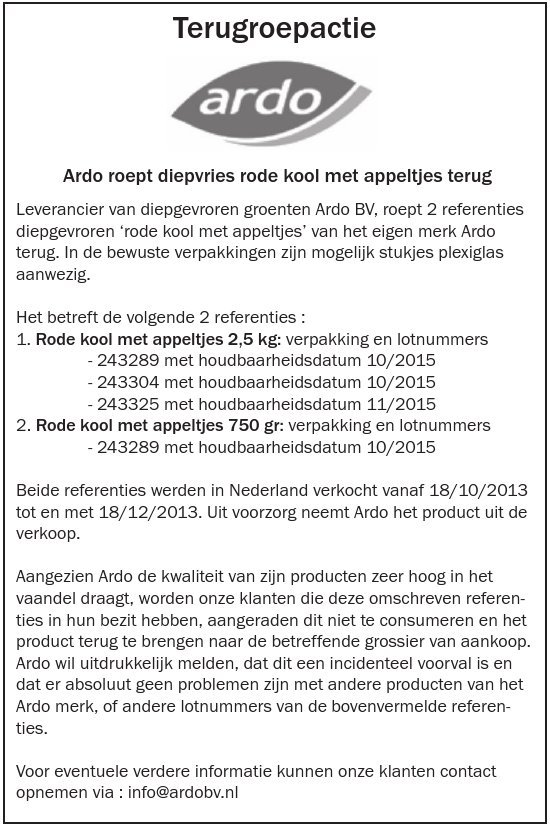 ced2e4da680 Terugroepacties vanwege risico op Letsel| Pagina 19 van 36 ...
