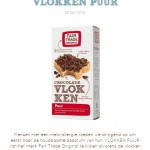 Allergiewaarschuwing Fair Trade Original Chocoladevlokken Puur