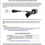Terughaalactie HP netsnoer voor notebooks