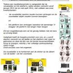 Terughaalactie Power Bear vouwladder en platform (Karwei)