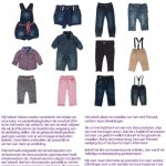 Terughaalactie Prénatal kleding