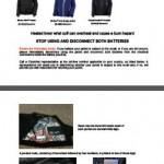 Terughaalactie verwarmde jassen Columbia Sportswear