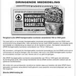 Terughaalactie Spar Handgemaakte Roomboter Amandelstol
