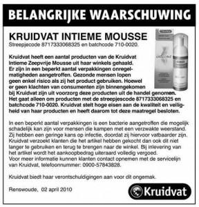 recall_kruidvat_intieme-zeepvrije-mousse