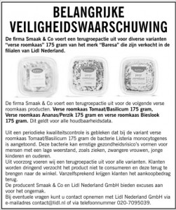 recall_lidl-smaak-en-co_roomkazen