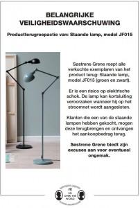 recall_sostrenegrene_staandelamp