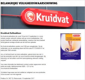 recall_kruidvat_eeltsokken