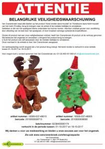 recall_van-cranenbroek_rendier-kerstboom