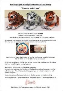 recall_bert-struis-tijgertjes
