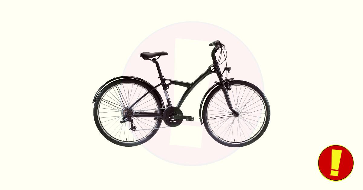 816c2d4fdd5 Terugroepactie Decathlon B'Twin B'Original fietsen
