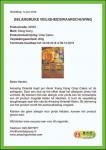 Advertentie allergiewaarschuwing Xiang Xiang Crisp Cakes (Amazing Oriental)