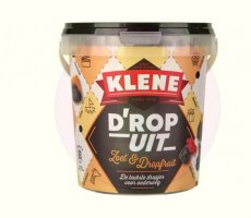 Allergenenwaarschuwing Klene D'rop uit Zoet & Dropfruit