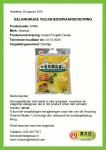 Advertentie allergenenwaarschuwing Vitamax Instant Pumpkin Cereal (Amazing Oriental)