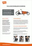 Advertentie terugroepactie Babboe City tweewielerbakfietsen