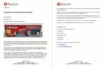 Advertentie terugroepactie Razor Hovertrax 2.0 hoverboard