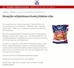 Advertentie terugroepactie Trader Joe gebakken uitjes (ALDI)
