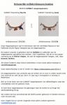 Advertentie terugroepactie Bezisa SUNSET wagenspanners Noctis en Sand