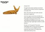 Advertentie terugroepactie kandelaar krokodil Flying Tiger Copenhagen