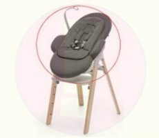 Terugroepactie Stokke Steps Bouncer en Stokke Steps Newborn Set