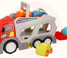 Terugroepactie speelgoed Autotransporter