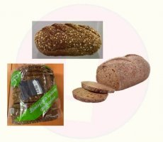 Allergenenwaarschuwingen bio meergranenbrood COOP, PLUS, Poiesz Supermarkten en ALDI