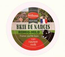 Terugroepactie LIDL Milbona Selection Brie de Nangis