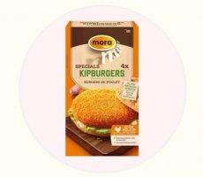 Allergenenwaarschuwing Mora Kipburgers