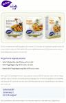 Advertentie allergenenwaarschuwing SoFine SoChicken Sticks en Veggie Nuggets