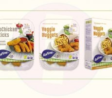 Allergenenwaarschuwing SoFine SoChicken Sticks en Veggie Nuggets