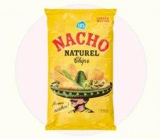 Allergenenwaarschuwing AH Nacho Chips Naturel