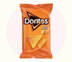 Allergenenwaarschuwing Doritos Nacho Cheese