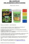 Advertentie terugroepactie Free & Easy Squishy Slime speelgoedslijm
