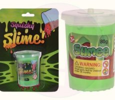 Terugroepactie Free & Easy Squishy Slime speelgoedslijm