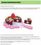 Advertentie terugroepactie Playing Kids Houten Aardbeientaart Prijsmepper