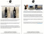 Advertentie productwaarschuwing Black & Bianco RED Merlot Cabernet Sauvignon 2016