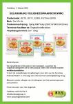 Advertentie allergenenwaarschuwing Tee Yih Jia loempiavellen (Amazing Oriental)