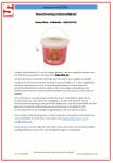 Advertentie terugroepactie Ooozzy Slime speelgoedslijm (Action)