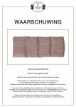 Advertentie terugroepactie Søstrene Grene verwarmingskussen