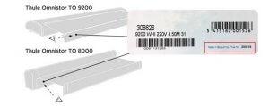 Terugroepactie Thule Omnistor T8000 en T9200 luifels - locatie productiecode