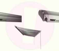 Terugroepactie Thule Omnistor T8000 en T9200 luifels