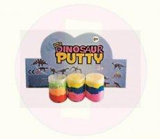 Terugroepactie Speelgoedslijm Dinosaur Bouncing Putty (Zeeman)