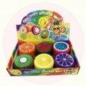 Veiligheidswaarschuwing Fruit Slime speelgoedslijm