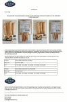Advertentie terugroepactie Bond Seafood gerookte forel filet en forel haas filet