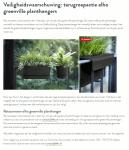 Advertentie terugroepactie elho greenville plantenhangers