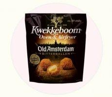 Allergenenwaarschuwing Kwekkeboom Oven & Airfryer Old Amsterdam Bitterballen