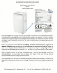 Advertentie terugroepactie Qlima mobiele airconditioner