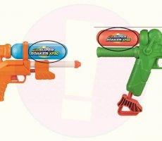 Terugroepactie Hasbro Nerf Super Soakers
