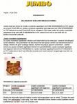 Advertentie allergenenwaarschuwing Jumbo Roomboter Appeltaart