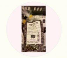 Allergenenwaarschuwing Chocoladerozijnen (Marqt)