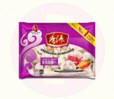Allergenenwaarschuwing Freshasia Foods Lamb & Carrot Filling Dumpling
